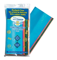 TISSUE SPECTRA 20X30 ASSORTED 20CT 0058506