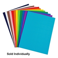 CORBUFF PAPER PACK 12X16 12 ASST COLORS 71500