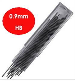 Lead 0.9mm HB Pacific ML09-HB