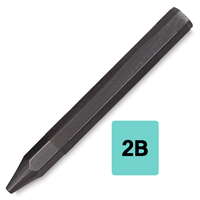 WS Jumbo Graphite Stick 2-B Artists - WSG-2B