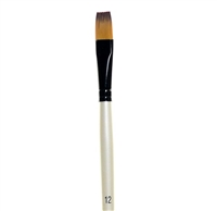 BRUSH SS LH SYNTHETIC BRIGHT 12 RS255160012