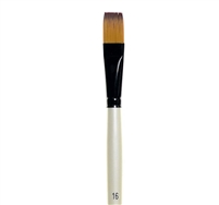 BRUSH SS LH SYNTHETIC BRIGHT 16 RS255160016