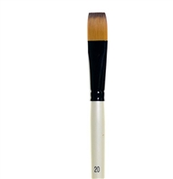 BRUSH SS LH SYNTHETIC BRIGHT 20 RS255160020