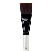 BRUSH XL STIFF SYNTHETIC FLAT 30 RS255261030