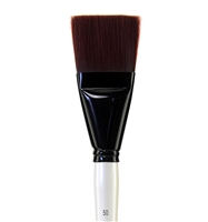 BRUSH XL STIFF SYNTHETIC FLAT 50 RS255261050