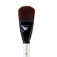 BRUSH XL STIFF SYNTHETIC FILBERT 40 RS255268040