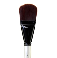 BRUSH XL STIFF SYNTHETIC FILBERT 50 RS255268050