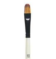 BRUSH SS SH FILBERT COMB 10 RS255068010