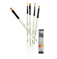 BRUSH SET SS GO-TO SET 5PC RS255500002