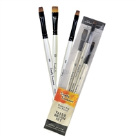 BRUSH SET SS CHISEL EDGE SET 3PC RS255300008