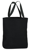 TOTE MEDIUM BLACK 0303R-disc