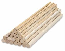 DOWEL ASSORTMENT OF 50 PC 12 LONG 04120