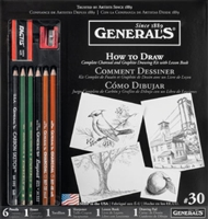 DRAWING KIT LEARN TO DRAW GP30