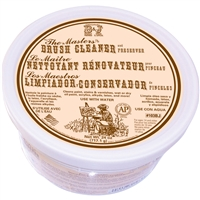 BRUSH SOAP MASTER BRUSH CLNR 24OZ TUB GP103-BJ