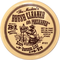 BRUSH SOAP - THE MASTERS BRUSH CLEANER 2.5 OZ GP105BP