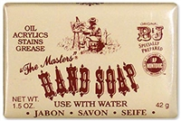 MASTERS HAND SOAP 1.5 oz BAR GP113BJ-30