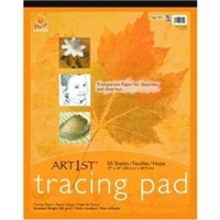 TRACING PAD PACON 11X14 40SH 2371