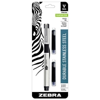 FOUNTAIN PEN ZEBRA V-301 W/ REFILL ZE48111
