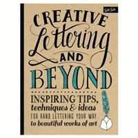 BOOK CREATIVE LETTERING AND BEYOND FOTB10