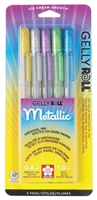 GELLY ROLL SET SAKURA - METALLIC PEN SET 5PK - SK57373