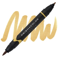 PRISMACOLOR BRUSH TIP DUAL END MARKER - GOLDENROD PB69 SA1773157