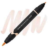 PRISMACOLOR BRUSH TIP DUAL END MARKER - LIGHT PEACH PB12 SA1773162