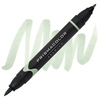 PRISMACOLOR BRUSH TIP DUAL END MARKER - LIME GREEN PB36 SA1773227