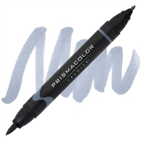 PRISMACOLOR BRUSH TIP DUAL END MARKER - COOL GREY 40 PB111 SA1773279