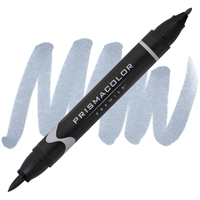 PRISMACOLOR BRUSH TIP DUAL END MARKER - COOL GREY 60 PB113 SA1773281
