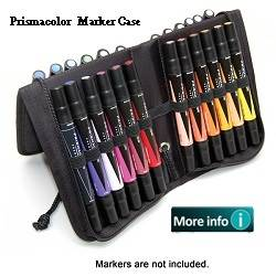 PRISMACOLOR EMPTY CASE HOLDS 24 MARKERS 1776355