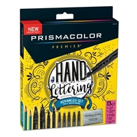 LETTERING SET - PRISMACOLOR HAND LETTERING ADVANCED SET SA2023754