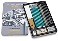 DRAWING SET PREMIER GRAPHITE 18CT 24261