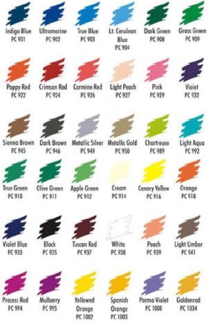 Color Pencil Set Prismacolor 36 92885t