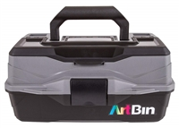 ARTBIN ESSENTIALS 1 TRAY BLACK BOX AB6891AG