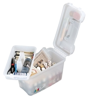 ARTBIN SIDEKICK STORAGE BOX CLEAR AB8408AB