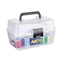 ARTBIN PROJECT BOX 9X6.75X5.5 INCHES TRANSPARENT AB6890AG