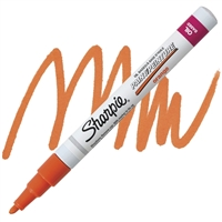 PAINT MARKER SHARPIE ORANGE F SA35542