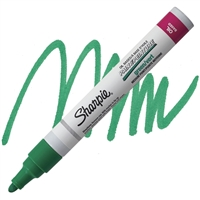 PAINT MARKER SHARPIE GREEN M SA35552