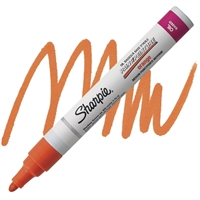 PAINT MARKER SHARPIE ORANGE M SA35557