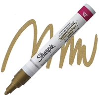 PAINT MARKER SHARPIE GOLD M SA35559