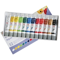 WATERCOLOR SET PENTEL 12 COLORS PLWFRS-12
