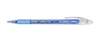 GEL PEN SPARKLE POP 1MM BLUE/GREEN METALLIC PLK91-DC
