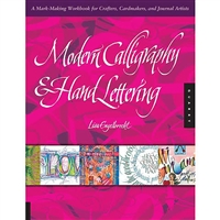 BOOK MODER CALLIGRAPHY & LETTERING FOQ192540