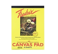 CANVAS PAD 12X16 inch  cod. 3501