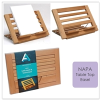 EASEL NAPA TABLE BOOK STAND AA1240