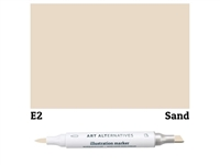 ILLUSTRATION MARKER AA SAND E2 AAM-E2