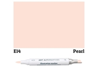 ILLUSTRATION MARKER AA PEARL E14 AAM-E14