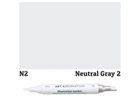 ILLUSTRATION MARKER AA NEUTRL GRAY 2 N2 AAM-N2