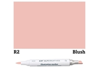 ILLUSTRATION MARKER AA BLUSH R2 AAM-R2