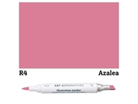 ILLUSTRATION MARKER AA AZALEA R4 AAM-R4